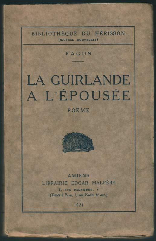 1921 La Guirlande à Lépousée Fagus